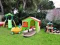 Area divertimenti apposta per i bambini