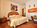 Double room with children's area