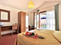 Spacious, light-filled rooms