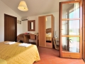 Sunny rooms make it easy to relax and send stress on its way