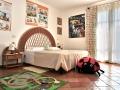 Oltre ad aree apposite, anche le camere possono essere addobbate a tema per i bambini