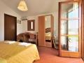 Camere soleggiate facilitano il relax e allontanano lo stress